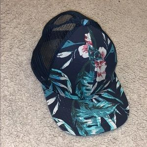 Floral Tropical Trucker Hat - Old Navy